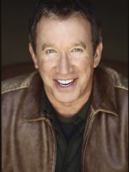 Actor and comedian Tim Allen will perform stand-up comedy in Salt Lake City on Oct. 20 at the Eccles Theater.