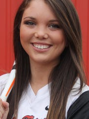 Alaina MooreLexington, SSMoore has made some big plays in key games for the Lady Tigers that have helped lead them to recent success. Moore, a Martin Methodist signee, is one of Lexington's best bats returning after having a .484 average last year with 54 RBI and 75 hits. She is also good defensively at shortstop.
