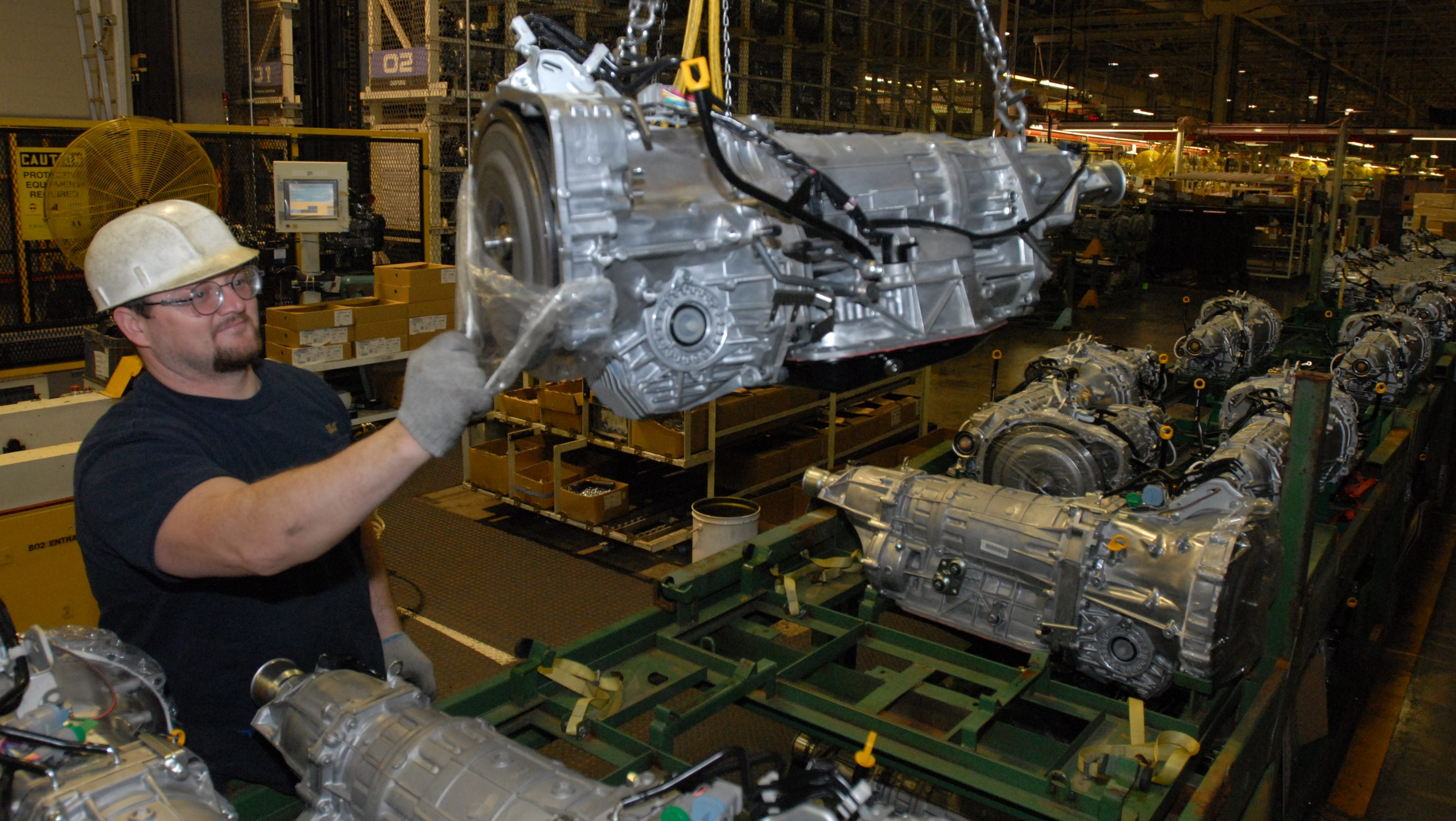 Toyota Plants In Usa >> Toyota pulling Camry from Subaru's Indiana plant