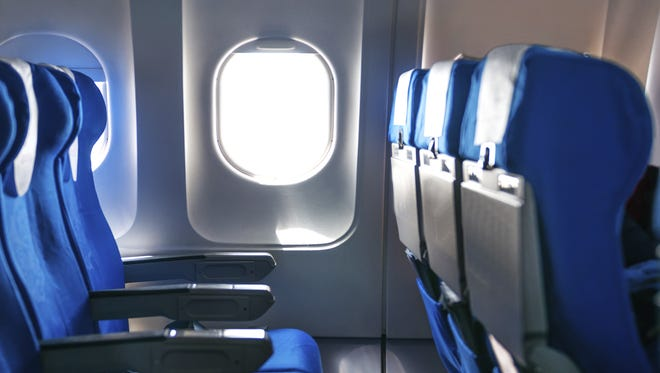 In recent years, airline seats have gotten smaller in economy class.