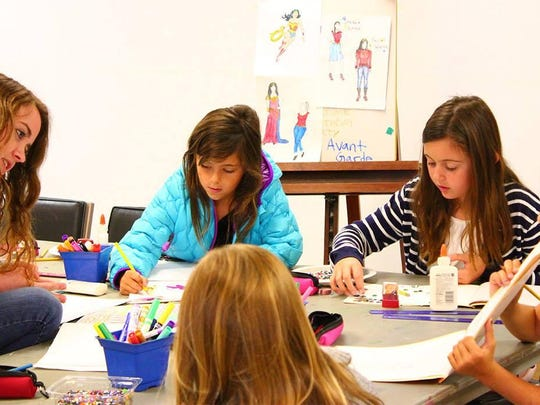 Art Summer Camp at the Monterey Museum of Art