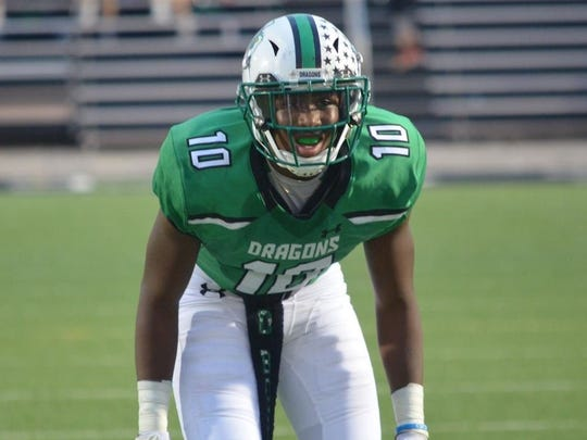 Southlake Carroll safety RJ Mickens   Photo: Mike Roach/247Sports