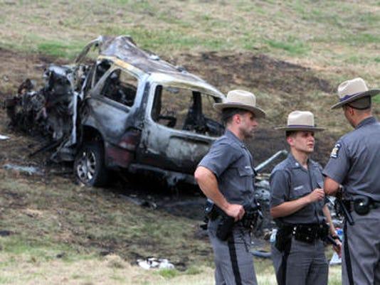 Fatal wrong-way Taconic crash