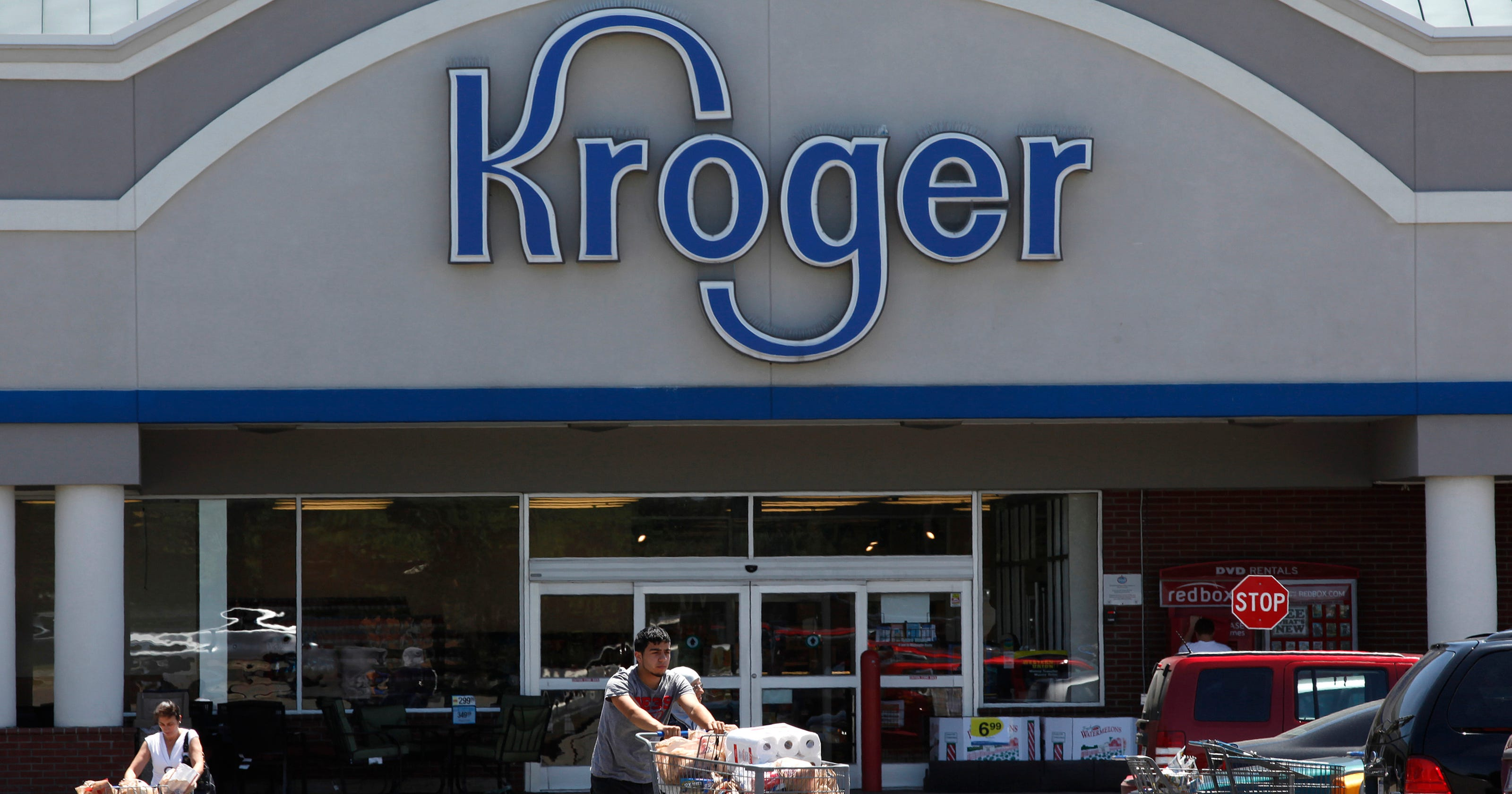 new concept 2e537 11c92 Kroger offers free pharmacy delivery service in Michigan