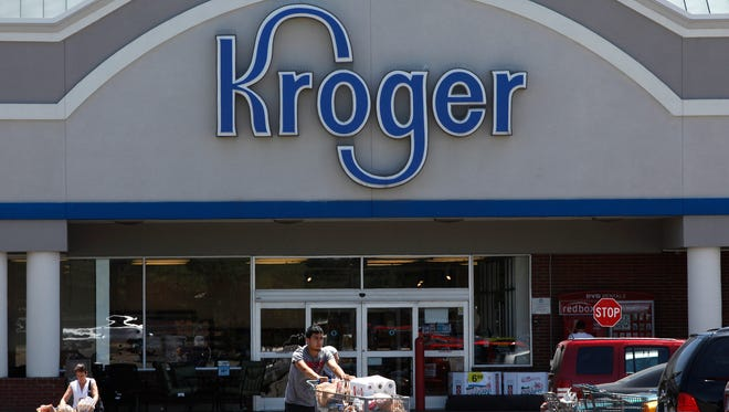 The Hiller's Markets in South Lyon, Commerce Township, Northville Township, West Bloomfield and Ann Arbor will re-open as Kroger stores on Wednesday. Kroger bought the Hiller's grocery store chain in May.