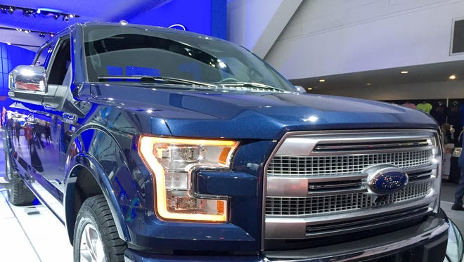 The new aluminum body Ford F150 can tow 12,000 pounds and has 23 mpg fuel economy on its own.