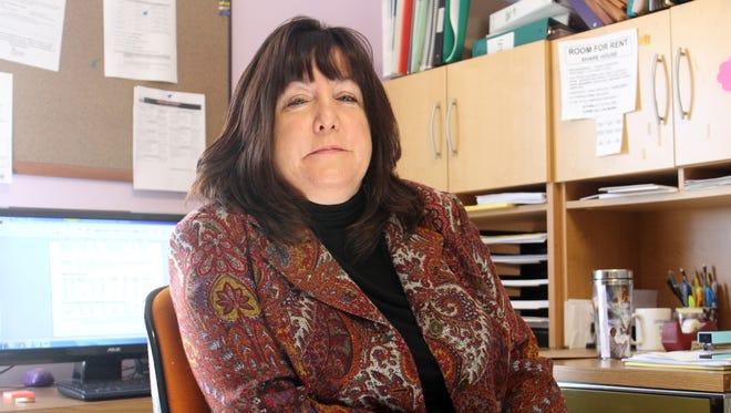 Theresa Donatiello Neidich is the executive director of the FISH Hospitality Program.