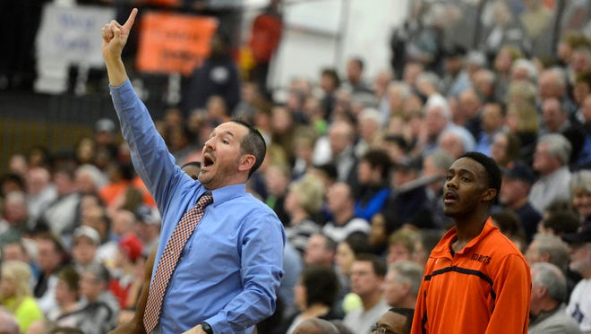 Troy Sowers stepped down following a successful 10-year run with the York High boys' basketball program in 2016.