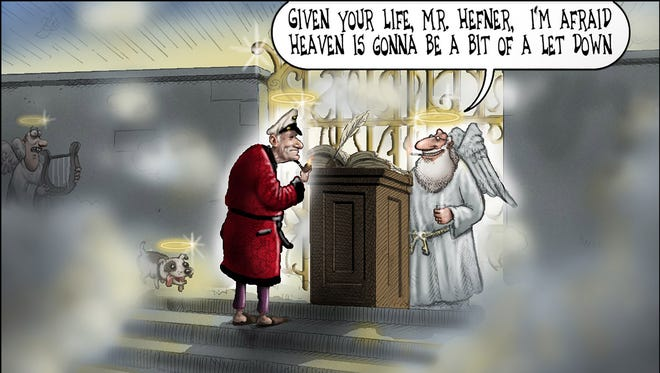 Hefner obituary