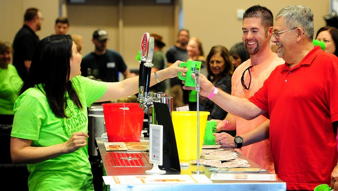 ​​​​​​​Cinco de Micro Brewfest: This annual event in its seventh year features more than 120 beers and ciders, as well as distilleries, food and entertainment, 4 to 10 p.m. Friday, May 4 and 2 to 10 p.m. Saturday, May 5, Salem Convention Center, 200 Commercial St. SE, Salem. $20 at the door, $15 if purchased online by May 3, $5 designated driver admission, admission includes a souvenir mug and first four beer tastes, an additional $1 per pour or $5 for a full mug. Tickets available at cincodemicro.com.
