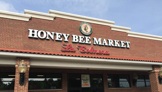 Honey Bee Market in southwest Detroit on June 13, 2018.