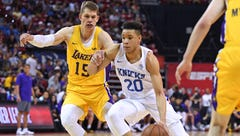 New York Knicks rookie Kevin Knox ready to hit the ground running