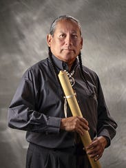 Native American flautist R. Carlos Nakai will perform