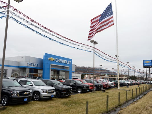 Taylor Chevrolet Lancaster Ohio >> Hugh White Dealership Buys Taylor Chevrolet