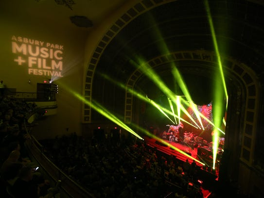 Gov't Mule closes out the Asbury Park Music + Film