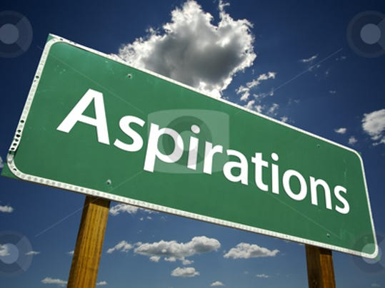 career aspirations A career aspiration is a path that you want your career to follow find a list of career aspirations examples and career goals.