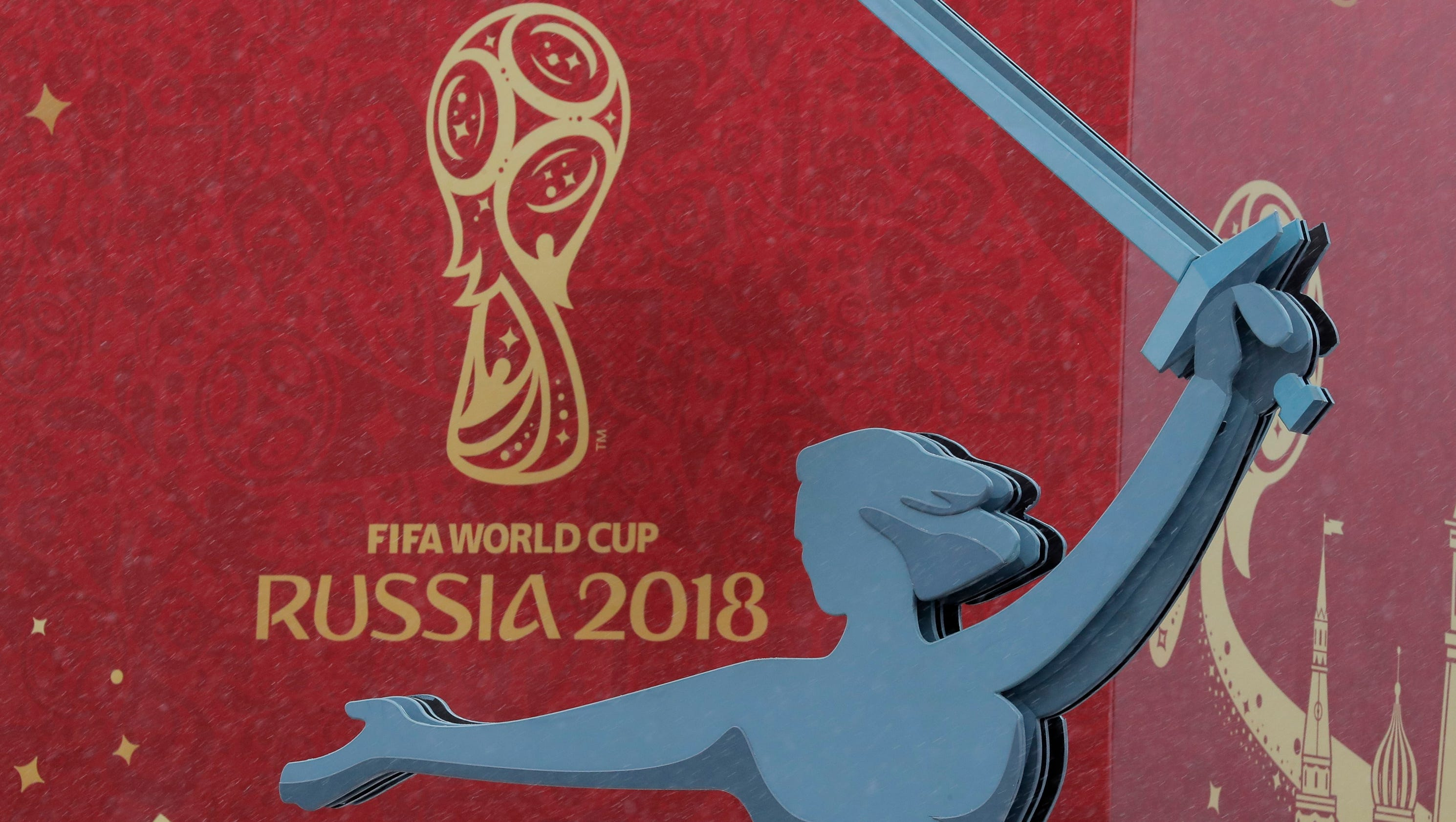 Russia World Cup 2018 Usa