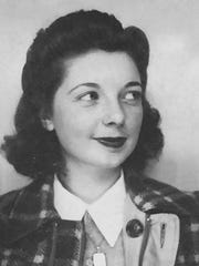 Rosalie Lovell Riley, 17 of Galesburg, IL had her picture