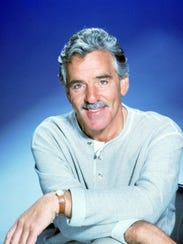 Dennis Farina, actor, died July 22, 2013, from a blood