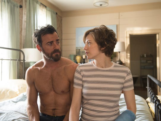 Kevin (Justin Theroux) and Nora (Carrie Coon) are a