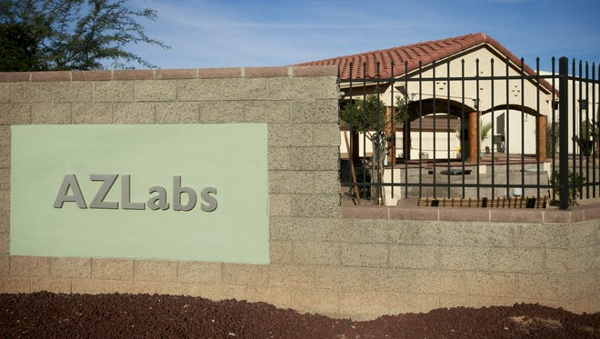 Mesa began leasing AZLabs in 2011. The facility's 10 buildings cover 90,000-plus square feet on 6.5 acres.