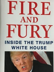"Cover of ""Fire and Fury: Inside the Trump White House"""
