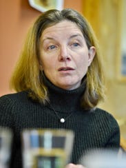Janice St. Onge, deputy director of the Vermont Sustainable