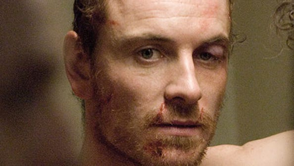 Michael Fassbender plays an IRA prisoner in 2008's