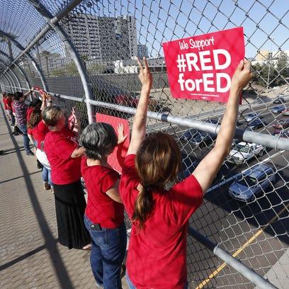 Arizona #RedForEd organizers: 'Ignore all GoFundMe requests'
