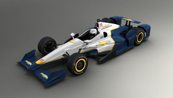 Chevrolet revealed its speedway aero kit Saturday.