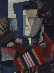 'Portrait of Martín Luis Guzmán' is a circa 1915 painting by Diego Rivera.