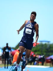 Lehigh senior Josh Norville finished fourth overall in the Class 3A triple jump on Saturday at the FHSAA Championships at IMG Academy in Bradenton.