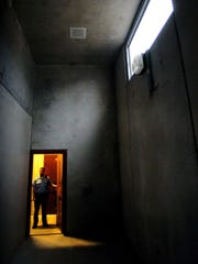 Roughly 900 inmates are in solitary confinement at