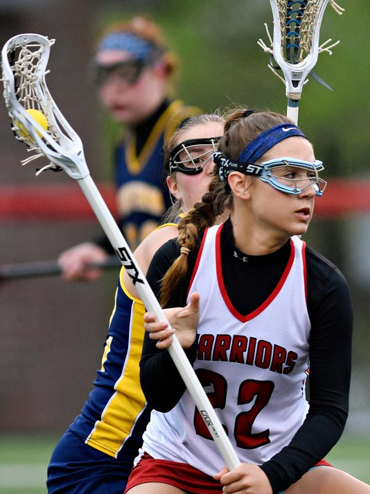 Susquehannock vs Eastern girls LAX