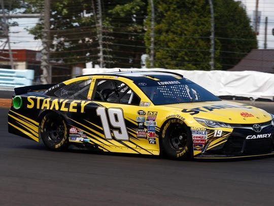 Aug 6, 2016; Watkins Glen, NY, USA; Sprint Cup Series