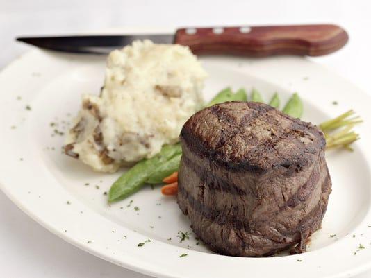 Steak: Donovan's Steakhouse