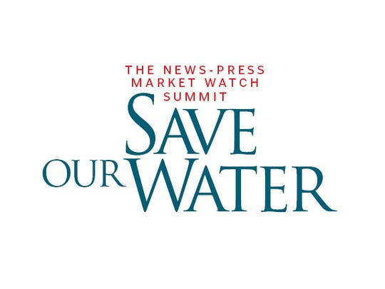 The News-Press Market Watch Save Our Water summit is Wednesday.