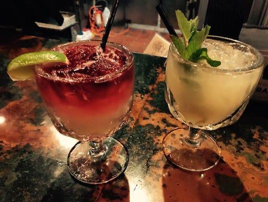 Sweet twist on margaritas with El Big Bad's own tequila