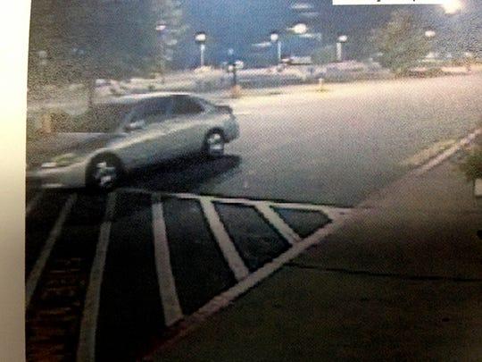 Walmart surveillance footage