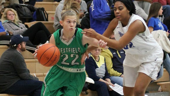 Westfield's Hannah Fife