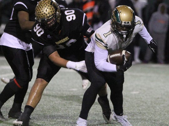Desoto was one of nine 2016 state champs that started the season ranked.