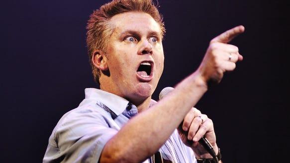 Brian Regan Tour Denver