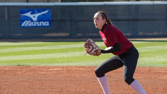 Western Athletic Conference Preseason Player of the Year Kelsey Horton and the New Mexico State Aggies begin the 2018 season by hosting No. 17 Kentucky on Saturday and Sunday.
