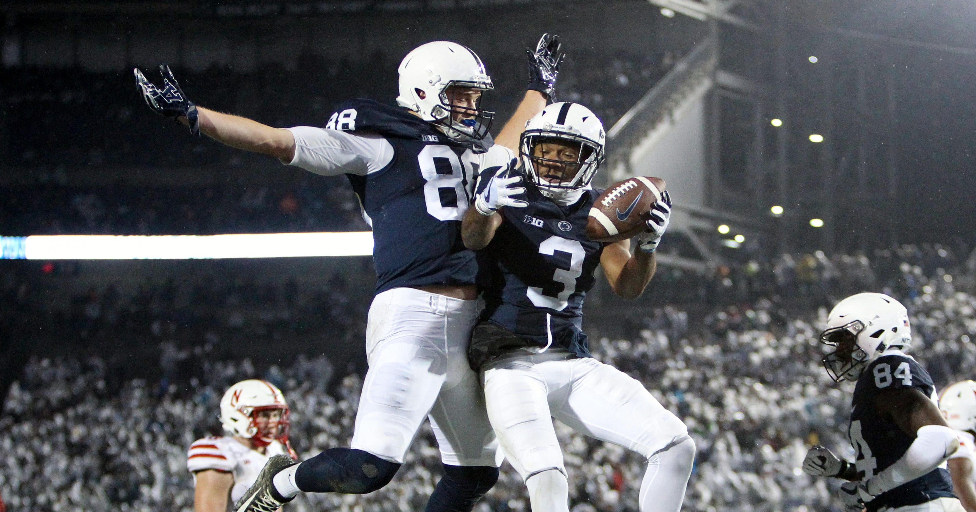 Penn State Football Schedule 2020.Pack Adds Games With Penn State Uc Davis In 2020