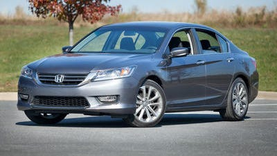 Consumer Report has named the Honda Accord the top vehicle for exceeding 200,000 miles.