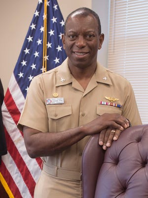 Capt. Keith Hoskins, commanding officer at Pensacola Naval Air Station will retire from the Navy after 27-years of service on Thursday March 24. Upon his retirement Hoskins will remain in the Pensacola area.