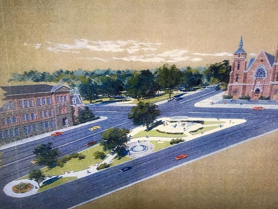 Elmira College plans to convert the site of the former