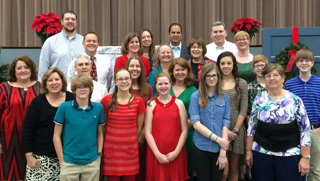 Aldersgate has a 22 member, multi-generational team going to serve in Quito, Ecuador for one week in June 2016.   (Contributed)
