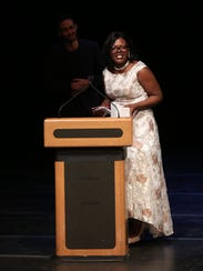 Dionysia Placide of Mount Vernon High School wins acting
