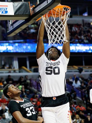 The addition of McDonald's All-American Caleb Swanigan gives Michigan State the most big-man depth they've had in a decade.